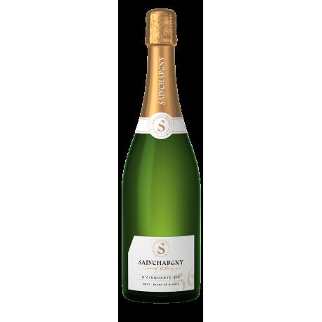Crémant de Bourgogne Blanc de Blancs - N°Cinquante-six