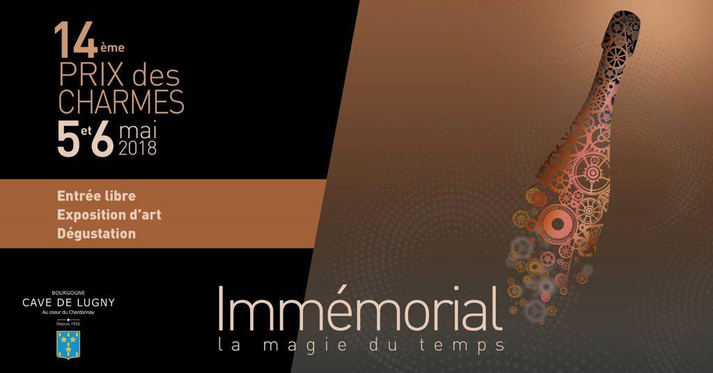 14ème Prix des Charmes - Immémorial, la magie du temps - 5 & 6 mai 2018