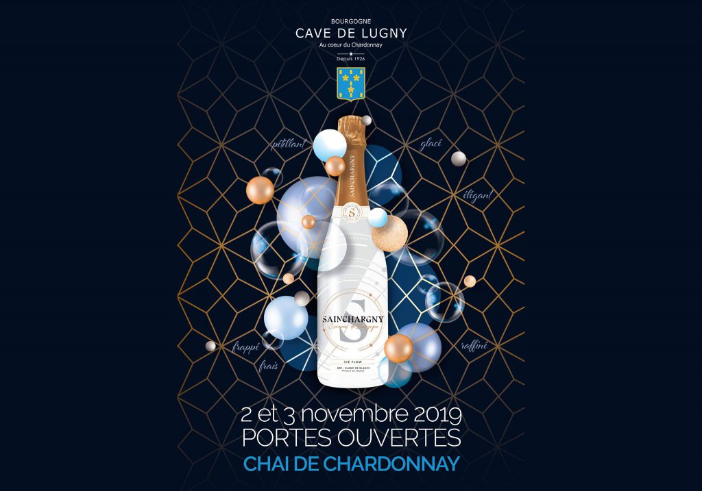 Portes Ouvertes Chai de Chardonnay- Ice Flow – 2 & 3 novembre 2019