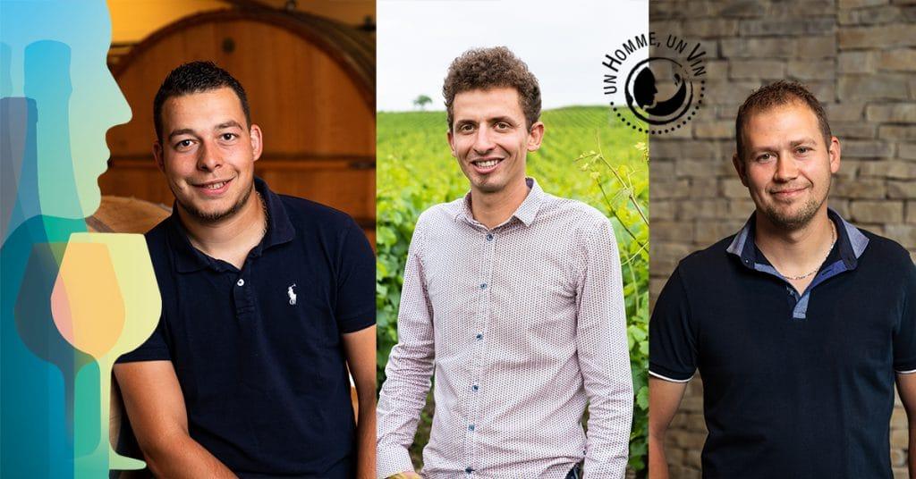 17 & 18 octobre - Rencontre avec Jérémy, Romain et Florian