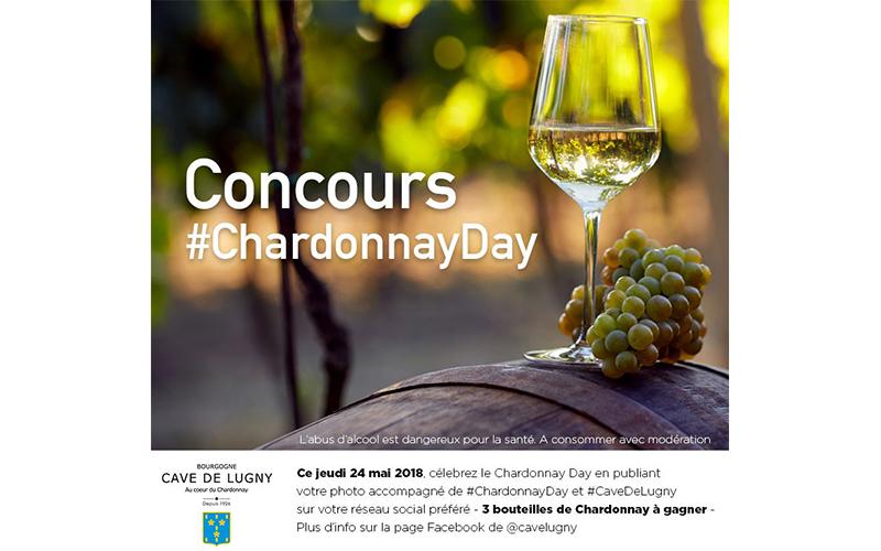 Jeu Concours - #ChardonnayDay