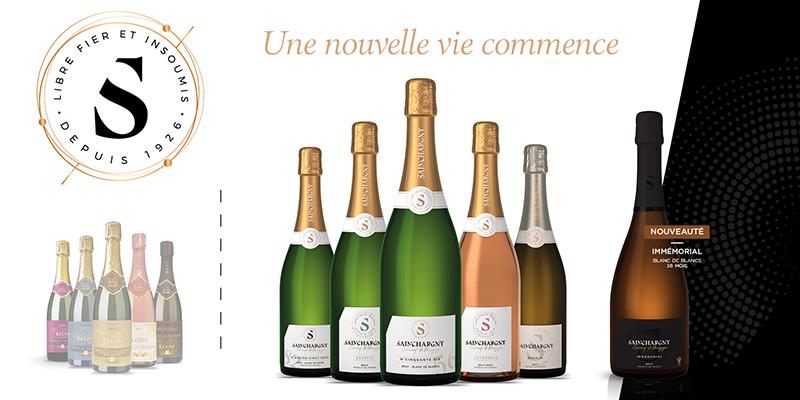 Sainchargny : la nouvelle signature des Crémant de Bourgogne